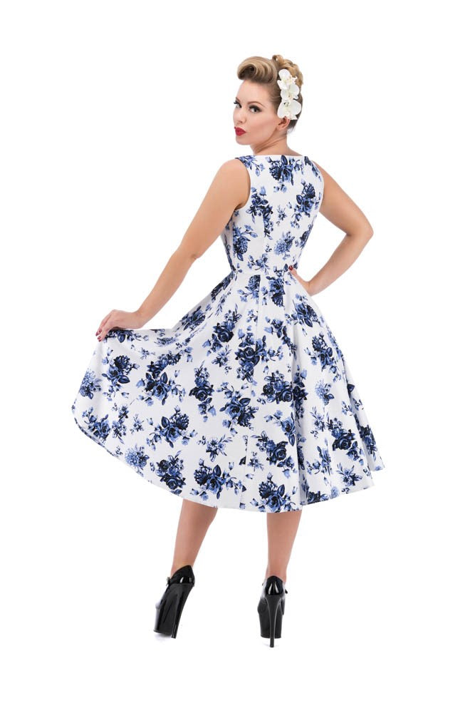 9975 China Doll Tea Dress