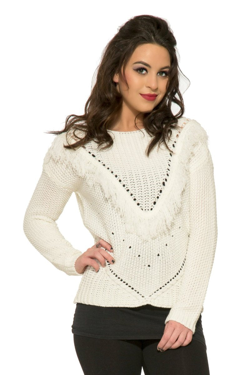 C6253 Angelholm Knit Sweater