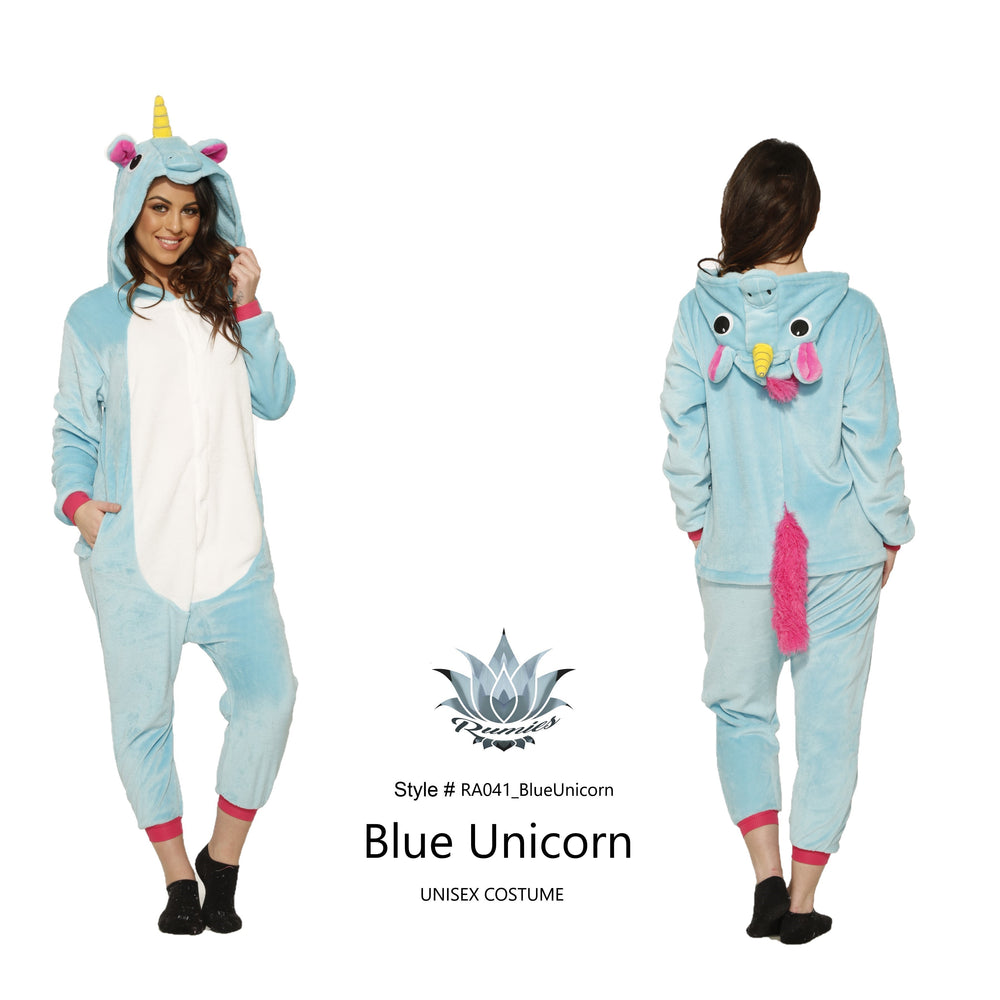 RA041 Blue Unicorn