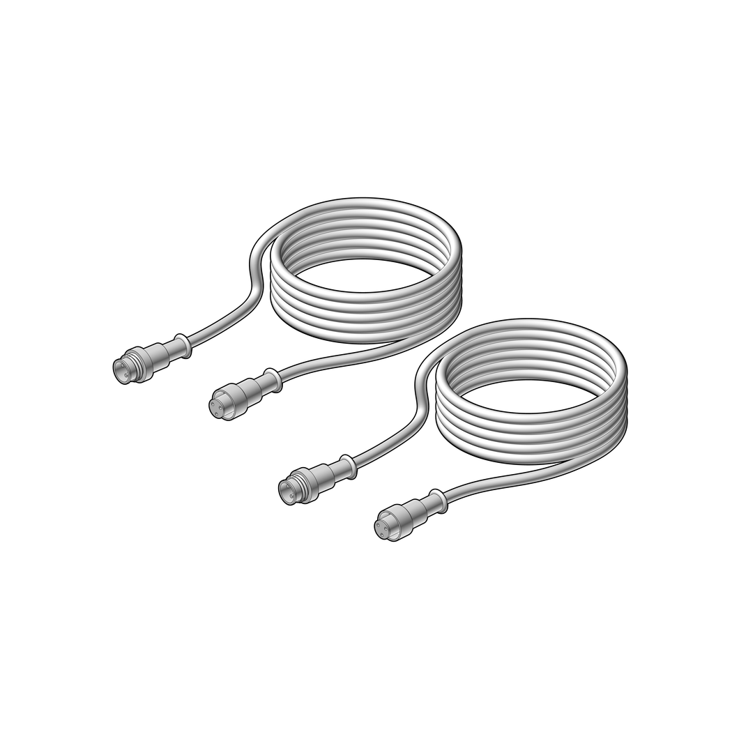 2x extension cables 2M
