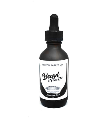 BEARD & FACE OIL