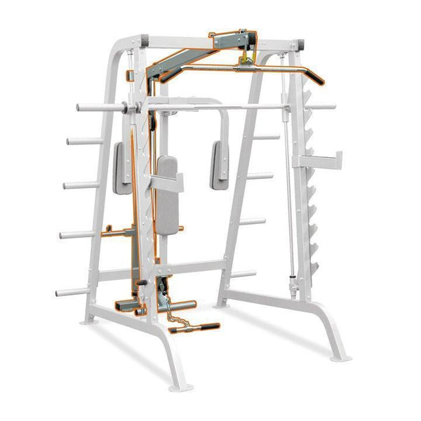 Vo3 Impulse Series - Half Cage Lat / Low Row