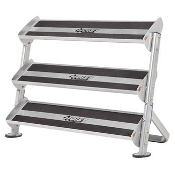 Hoist HF-5461 2 Tier Dumbbell Rack With 3rd Tier Option