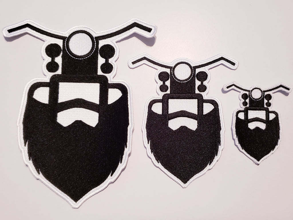 The Bearded Biker 8 Piece Collection Gift Set