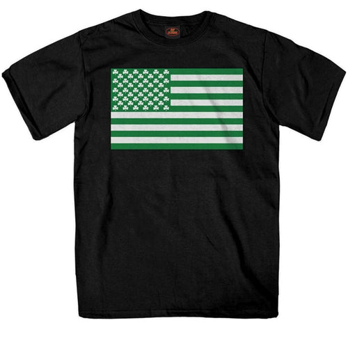 Men's Shamrock Flag T-Shirt