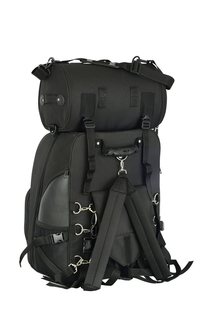 Updated Touring Sissy Bar Bag 18x21x11.5