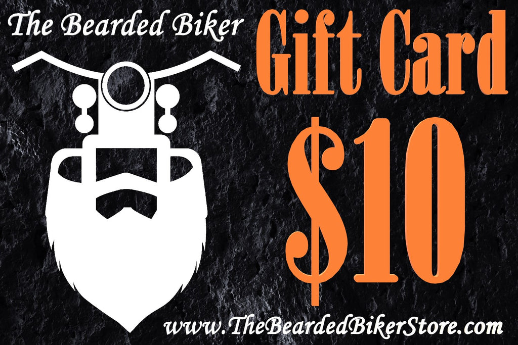 Bearded Biker Gift Cards
