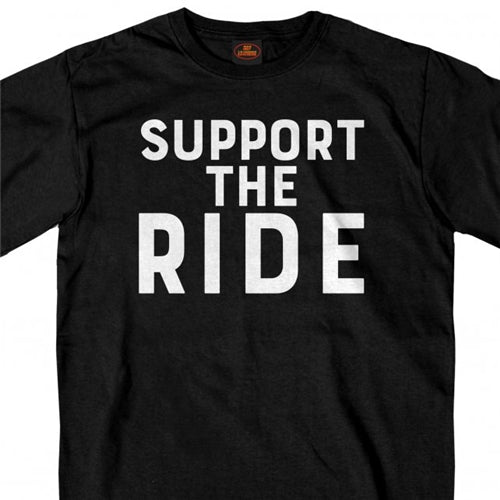 Men's Support The Ride T-Shirt