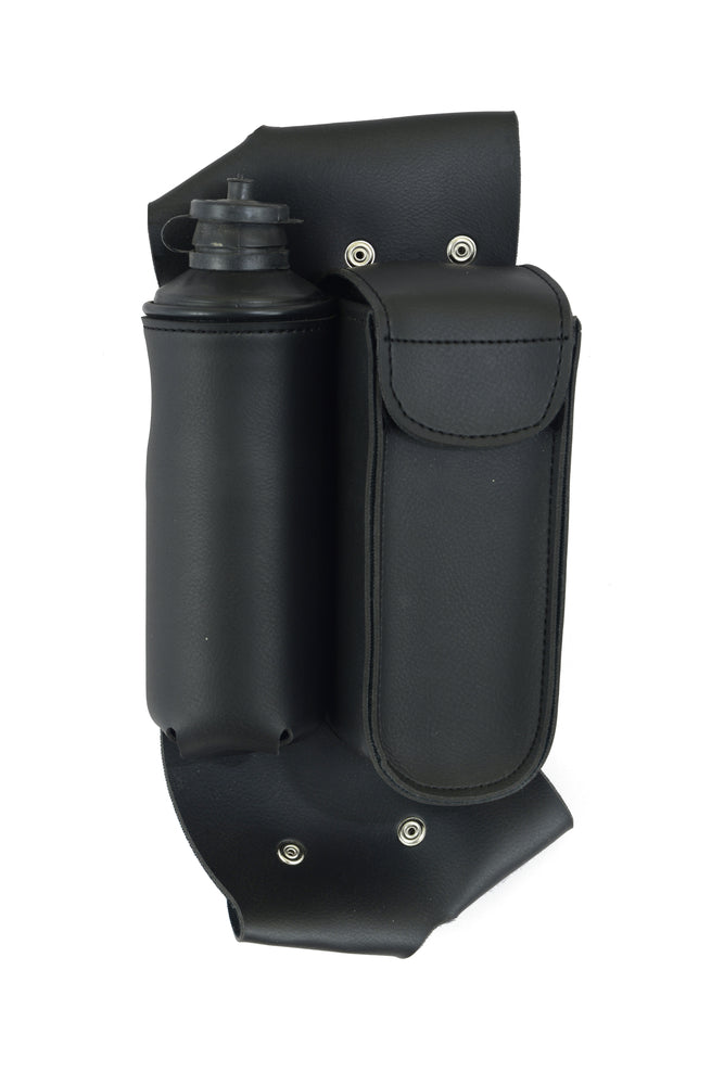 Crash Bar Bag w/ Water Bottle (Left or Right)