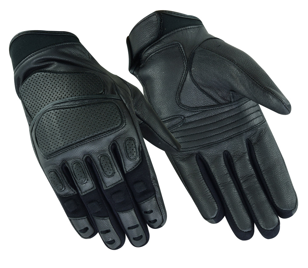 Men's Heavy Duty Leather Sporty Glove