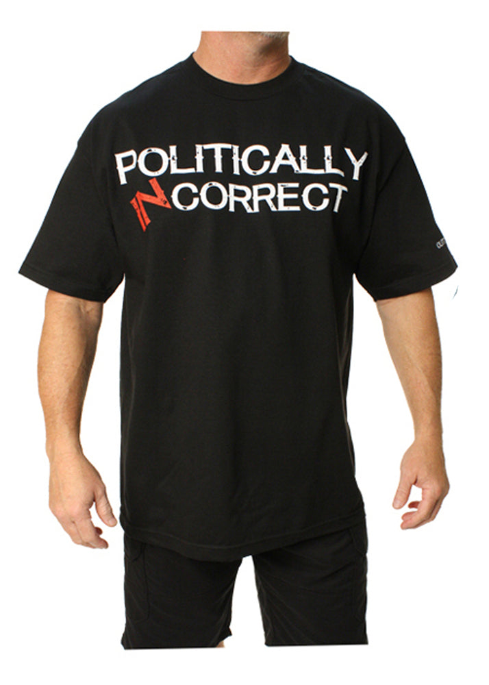 Men's Politically Incorrect T-Shirt