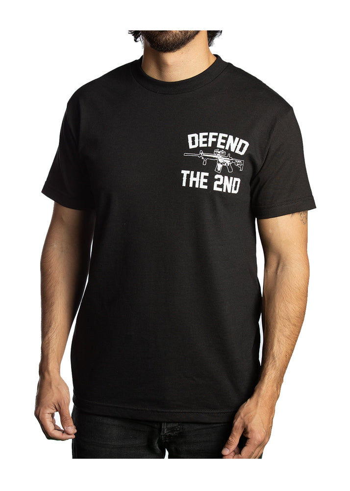 Men's Defend The 2nd T-Shirt