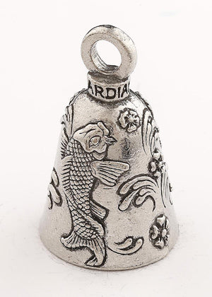 Koi Fish Guardian Bell