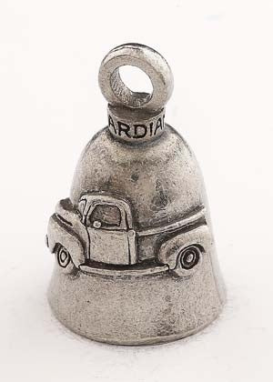 Vintage Ford Pickup Truck Guardian Bell
