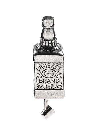 XL Whiskey Bottle Guardian Bell