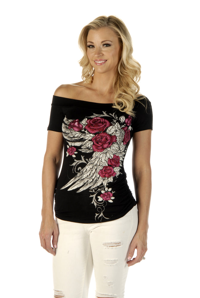 Women's Blossomed Elegance Shirt