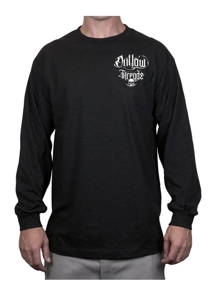 Men's Coffin Long Sleeve Shirt