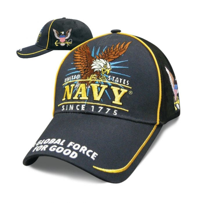 Victory - Navy Hat