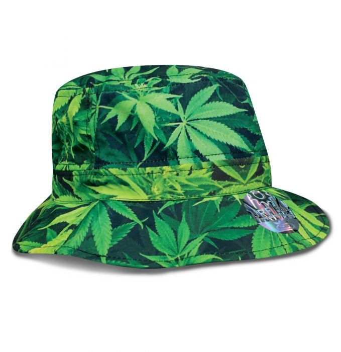 Sublimation Bucket Green Garden Hat