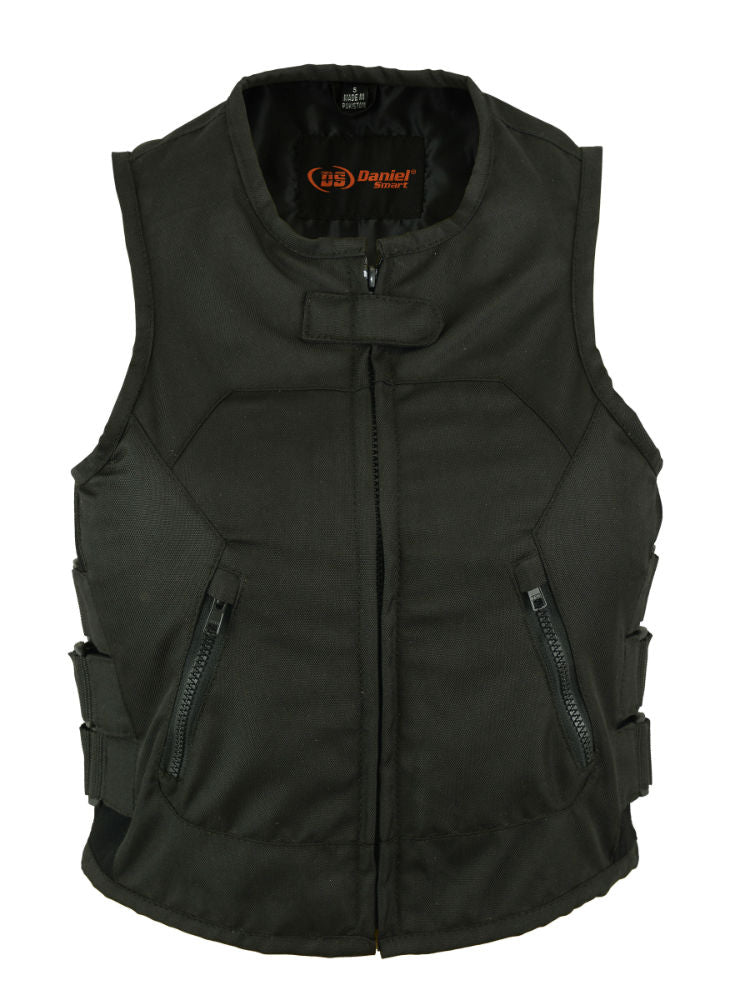 Women's Textile Updated SWAT Team Style Vest