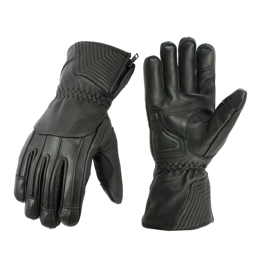 Men's High Performance Insulated Gauntlet Riding Glove