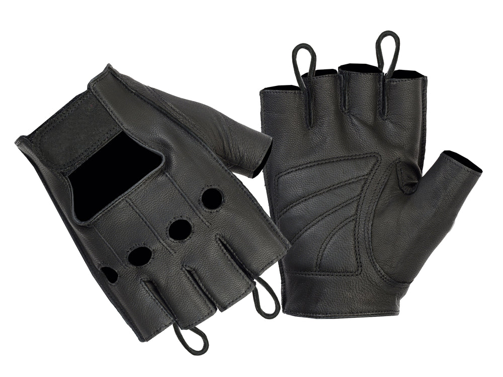 Men's Premium Fingerless Glove