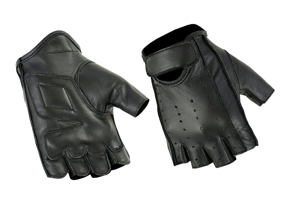 Men's Premium Fingerless Cruiser Glove