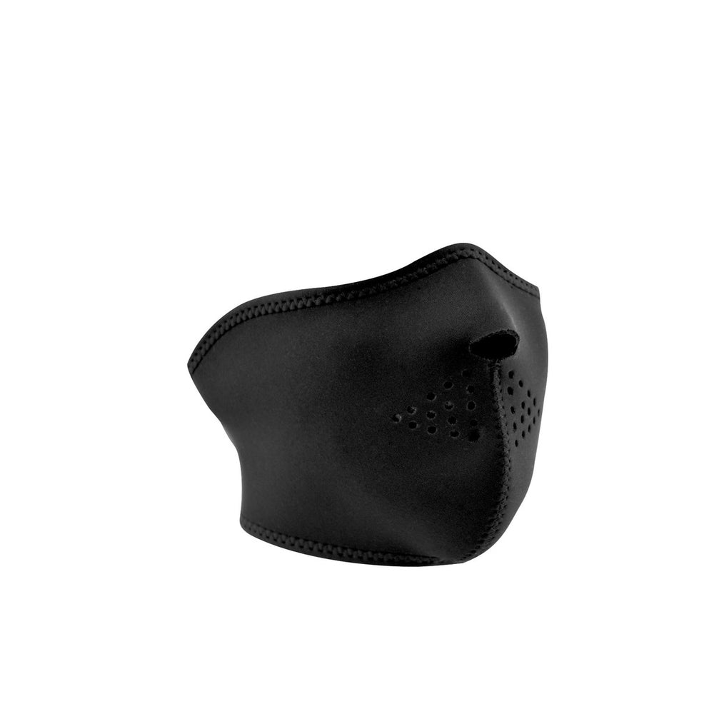 Half Neoprene Mask - Black
