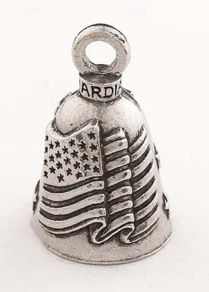 Old Glory Guardian Bell