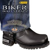 "V-Twin 6"" Boot Straps"