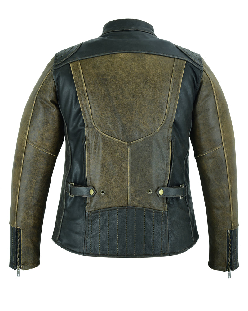 Women's Dressed to the Nine Leather Jacket