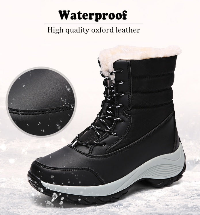 Premium Non-Slip Super Warm Snow Boots