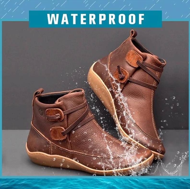 Tonado Premium Waterproof Ankle Shoes
