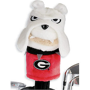 UGA Bulldog Golf Club Head Cover