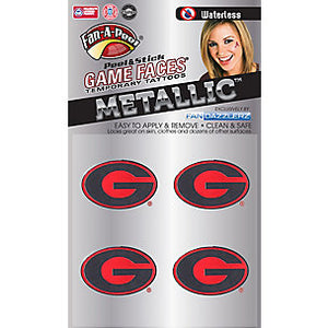 Power G Metallic Waterless Tattoo UGA