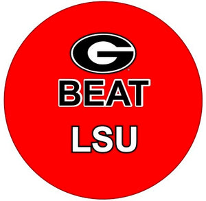 Beat LSU Button