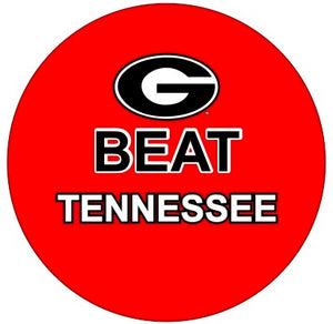 BEAT TENNESSEE Button
