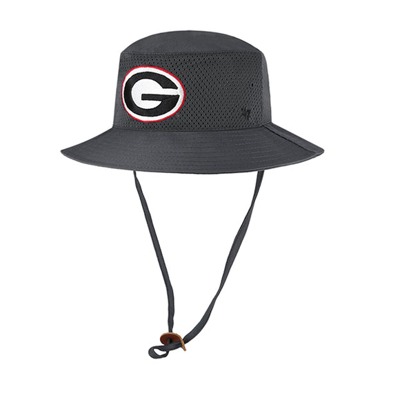 UGA Outback Boonie Hat - Charcoal