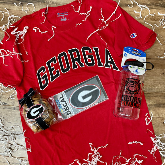 Welcome to UGA Gift Package