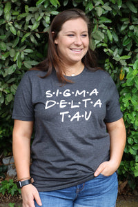 Sorority Custom Bella Canvas Tee