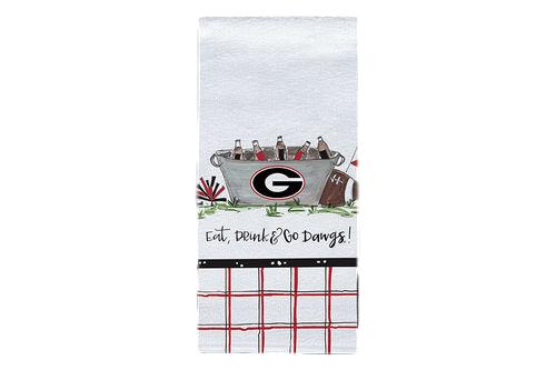Georgia Eat, Drink Handtowel