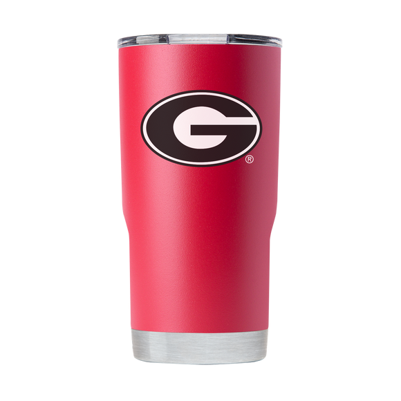 UGA 20oz G Stainless Steel Sidekick Tumbler - Red