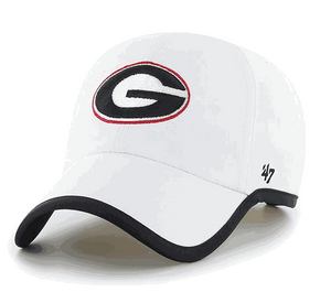 UGA 47 Brand Starting Block Cleanup - White