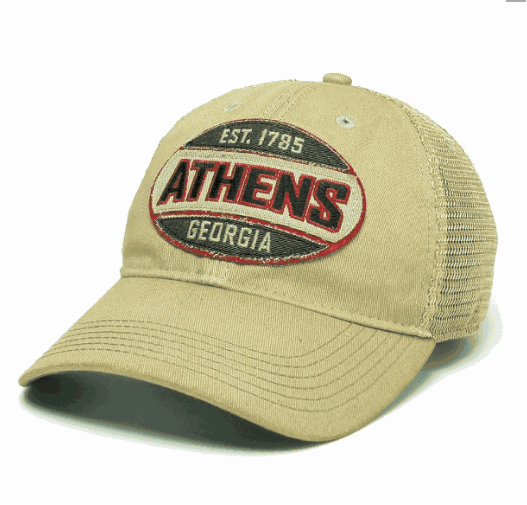 ATH Legacy Athens Old Favorite Trucker Hat