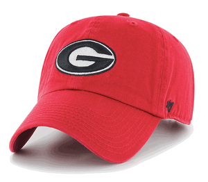 UGA 47 Brand Youth Cleanup - Red