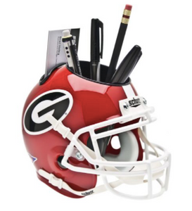 University of Georgia Bulldogs Schutt Helmet Desk Caddie