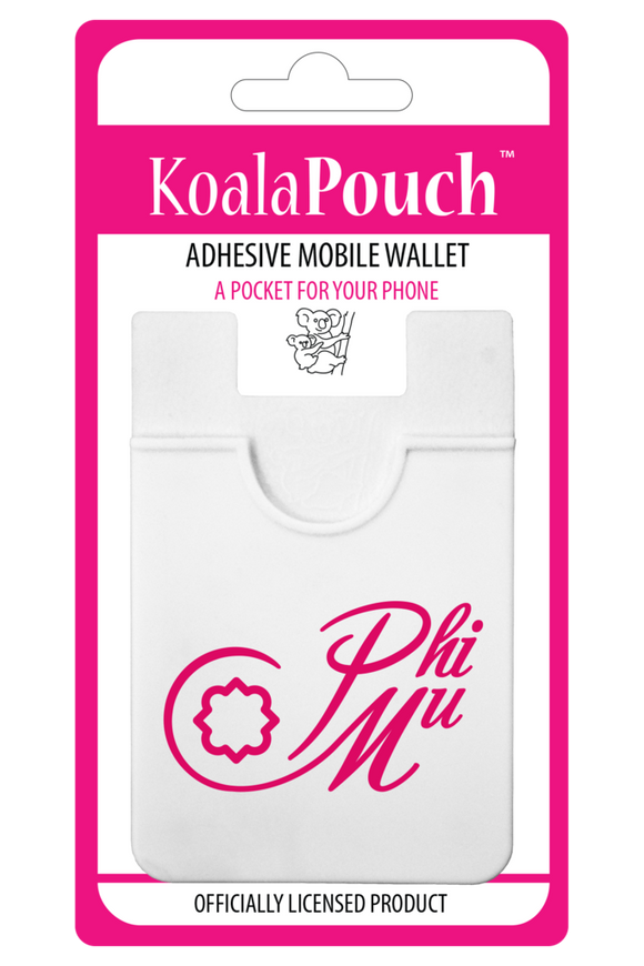 Sorority Cell Phone Koala Pouch