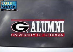 UGA Decal Alumni