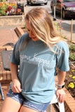 Sorority Custom Comfort Colors Tee