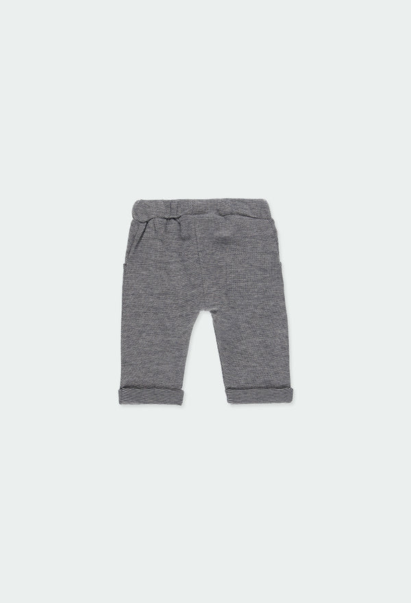 Knit Trousers for Baby Boy - Il Bambino Store